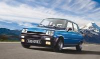 Renault 5 Alpine - 1:24