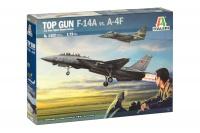 Top Gun - F-14A vs A-4F - 1:72