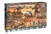 Operation Silver Bayonet - Vietnam War 1965 - Battle Set - 1:72