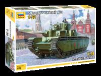 Sowjetischer schwerer Panzer T-35 - 1:72