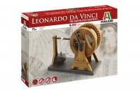 Leonardo Da Vincis Wunderbare Maschinen - Hebel Kran