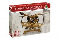 Leonardo Da Vincis wunderbare Maschinen - Zeitmaschine mit Kugel