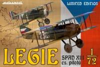 Legie - SPAD XIIIs flown by Czechoslovak pilots - Limited Edition - 1:72
