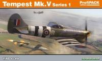 Hawker Tempest Mk. V - Series 1 - Profipack - 1:48