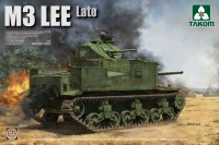 M3 Lee - US Medium Tank - Late Version - 1/35