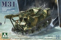 M31 - US Tank Recovery Vehicle - 1:35