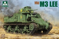 M3 Lee - US Medium Tank - Mid Version - 1/35
