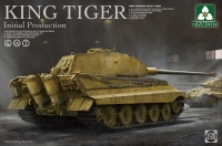 King Tiger - Initial Production - 1:35
