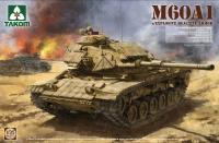 M60A1 with ERA - US Main Battle Tank - 1:35