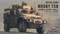 HUSKY TSV - British Army Tactical Support Vehicle - 1:35