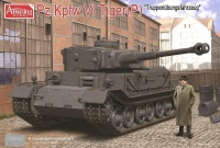 Panzerkampfwagen Tiger (P) - Truppenübungsfahrzeug - 1/35