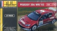Peugeot 206 WRC '03 - 1:43