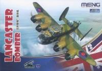 Lancaster Bomber - Meng Kids - Egg Plane - 1:Egg