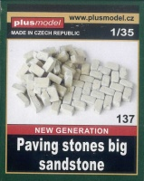 Paving Stones - Big Sandstones - 1/35