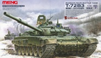 T-72B3 - Russian Main Battle Tank - 1:35