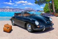 Porsche 356 C Cabriolet - 1:16