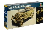 Kübelwagen Typ 82 - 1:9