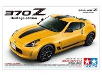 Nissan 370Z Heritage Edition - 1:24