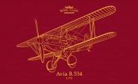 Avia B-534 - Quattro Combo - Royal Class - 1:72