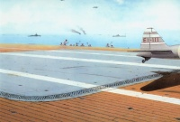 IJN Aircraft-Carrier Deck - 1/48