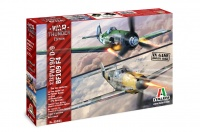 Fw 190 D-9 & Bf 109 F-4 - War Thunder - Limited Edition - 1:72