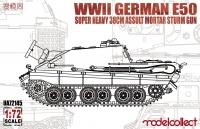 38cm Sturmmörser E-50 - 1:72