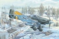 Junkers Ju 87 G - Stuka - Kanonenvogel - 1:24