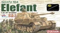 Elefant - Sd.Kfz. 184 - Jagdpanzer - 2in1 - 1:35