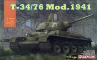 T-34/76 Model 1941 - 1/72