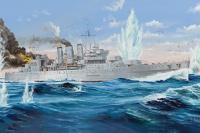 HMS Cornwall - Schwerer Kreuzer  - 1:350