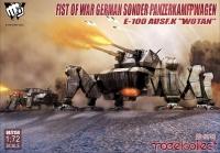 E-100 Ausf. Sechsfüßler - WOTAN - Fist of War - 1:72
