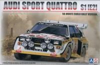 Audi Sport Quattro S1 - E2 - Monte Carlo Rally Version 1986 - 1:24
