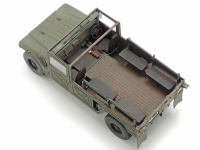JGSDF Reconnaissance Motorcycle & High Mobility Vehicle - Set - 1:35