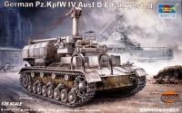 Panzerkampfwagen IV Ausf. D / E Fahrgestell - Munitionsschlepper - 1:35