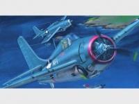 Grumman F4F-3 Wildcat - Late 1:32