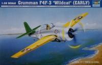 Grumman F4F-3 Wildcat - Early - 1:32