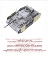 Panzer IV Ausf. G - Mid / Late Production 2in1 - 1:35