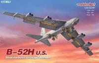B-52H Stratofortress - US Strategic Bomber - 1:72