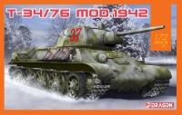 T-34/76 - Model 1942 - 1/72