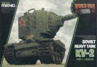 KV-2 - Soviet Heavy Tank - World War Toons - 1:Egg