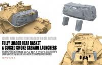 Magach 6B Gal Batash - Fully Loaded Rear Basket Set - 1:35