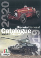 Italeri Catalogue 2019 - 2020