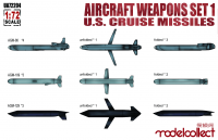 Aircraft Weapons Set 1 - US Cruise Missiles - 1:72