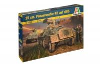 15cm Panzerwerfer 42 auf SWS - 1:35