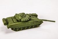 T-72B - Soviet Main Battle Tank - 1/100