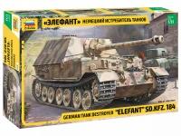 Elefant - Sd.Kfz. 184 - Deutscher Jagdpanzer - 1:35