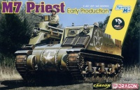 M7 Priest - Early Production - 1:35