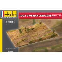 Socle Diorama Campagne - Diorama-Base - 1/35