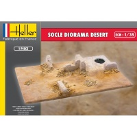 Socle Diorama Desert - Diorama-Base - 1/35