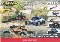 Carson RC-Sport Catalog 2019
